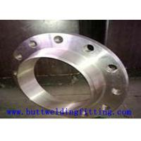 Quality 17CrNiMo6 Forged Steel Flanges 12 inch 150# ANSI Class 150 to 2500 lbs RF FF RTJ for sale