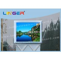 China Large Building Outdoor Led Screen , Outdoor Led Display Screen Weather Resistance on sale