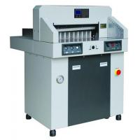 China THP series Hydraulic programme control paper cutter machine on sale