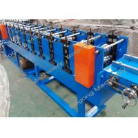 Quality Blue Color Light Keel Roll Forming Machine With PLC Control System for sale