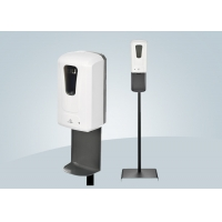 Quality Hands Free Automatic 1200ml Waterless Hand Sanitizer Dispenser for sale