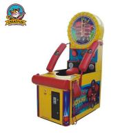 Quality Big Punch Arcade Game Machines Lottery Ticket Redemption Arcade Games for sale