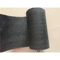 Quality Tensile Strength PP 90 - 90 Woven Geotextile Fabric Protection Waterways for sale