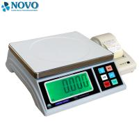 Quality High Hardness Digital Price Computing Scale RS-232C Printer Connection for sale