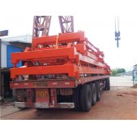 Quality 20 feet and 40 feet semi-automatic container spreader for sale