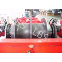 Quality Customized Windlass Winch For Lifting And Dragging Ship / Heavy Object for sale