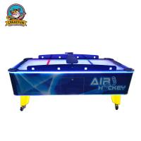 Quality Indoor Arcade Game Machines Coin Operated Mini Hockey Table Adjustable Light for sale