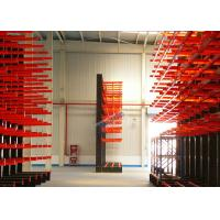 Best 1200 Kg Load Capacity Cantilever Storage Racks Roll - Formed H Beam With 700mm Arm wholesale
