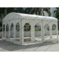 Quality Waterproof Large Outdoor Party Tents Aluminum Frame With Church Windows for sale