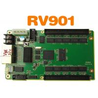 China RV901 LED Display Receiving Card EMC Synchronous Control System LED Display Controller on sale