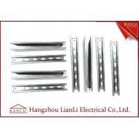 Quality Electro Strut Channel Fittings Steel U Channel Slotted or None Slotted , long Length for sale