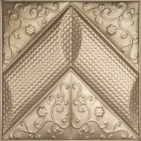 Quality Polyurethane Decorative Wall Panel , 3 Dimensional Wall Panels For Interior Decoration for sale