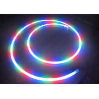 Quality Colorful Battery Powered Neon Led Strip Lights High Luminous Flux Eco - Friendly for sale