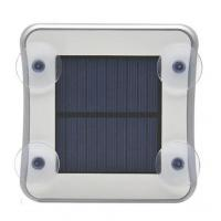 Square Window-attachment Chargers Solar Power Bank with Suction Cup USB Output 1800mAh/2600mAh/5200mAh