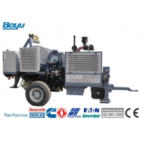 China TY2x35 Hydraulic Cable Tensioner For Overhead Line Construction Max Intermittent Pull 2x40kN for sale