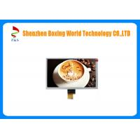 Quality TFT LCD Panel IPS LCD Screen 1024 * 600 High Resolution For Car Navigation for sale