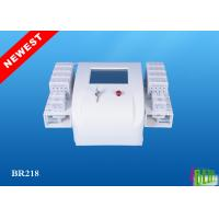 Buy cheap Salon Lipo Laser Body Slimming Machine Touch Screen 12 Mitsubishi Diode Pads from wholesalers