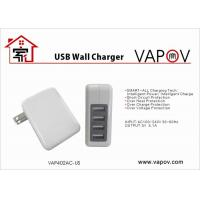 Best 4 Port  Usb Wall Charger For Android Apple Samsung Mobile Phone And Tablet wholesale