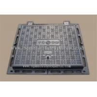 Quality Foundry Price Sand Casted OEM Triangular Grey Cast Iron Manhole Cover Price for sale