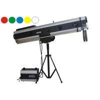 Quality Television HMI 3000 Watt Stage Follow Spotlights With Light center monitor for sale