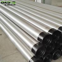 """Quality 8 5 / 8 """" AISI304L Stainlss Steel Slotted Bore Casing STC Connection For Borehole Drilling for sale"""