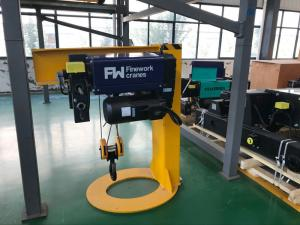 Quality 6m 9m 12m 18m 5Ton European Wire Rope Electric Hoist for sale