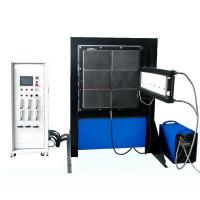 China BS 476-7 Surface Spead Flame Tester for Measuring the Flame Extension of The Wall for sale