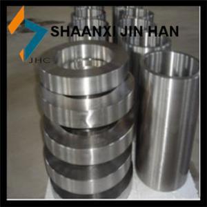 Quality ASTM 348 titanium forging ring for sale