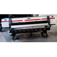 Quality Best price of 1.8m large format eco solvent printer for sale