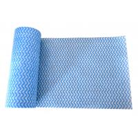 China Disposable Cleaning Cloth Roll on sale