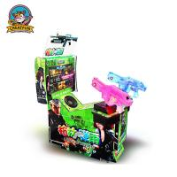 Quality Standing Up Arcade Game Machines Thrilling Target Shooting Game For Adult for sale