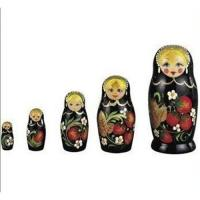 Quality Russian Nesting Dolls      Matryoshka doll for sale