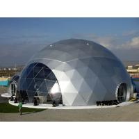 Quality Outdoor PVC 5-50m Big Wedding Portable Geodesic Dome Shelter Event Party Tent for sale