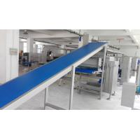 Quality 750mm Width Industrial Bread Production Line 5000 Kg /Hr With Decoration Equipment for sale