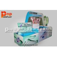 Quality Sturdy And Durable Custom Corrugated Cardboard Pallet Display for Soap for sale
