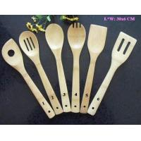 Buy cheap Cheap bamboo fork knife sppon from wholesalers
