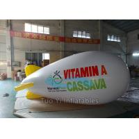 China High Strength Modern Zeppelin Airship Inflatable Advertising Blimps on sale