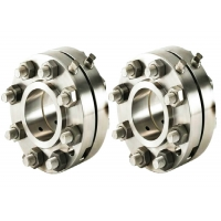 Quality Sch5S Steel Orifice Raised Face Flanges / Astm A350 Lf2 Flanges for sale