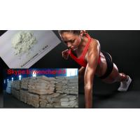 Quality Off - White Crystalline Raw Steroid Powders / Muscle Growth Hormone For Bodybuilding from USA Shipping for sale