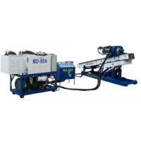 Quality Long Stroke Anchor Drilling Rig Borehole Drilling Machines Depth 50 - 80m for sale
