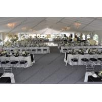 Quality Decorations Outdoor Luxury Wedding Event Tents , Large Wedding Tent For Parties for sale