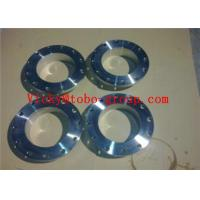 Quality ASTM A182 F55 flange ISO9001 for sale
