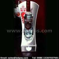 Buy cheap Ledpos Smirnoff Metal Bottle Glorifier from wholesalers