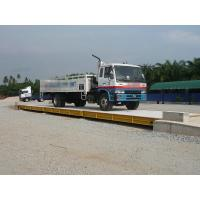 Quality 30t - 100t Concrete Truck Scale With  C Channel Steel For Vehicle for sale