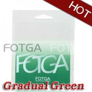 China Fotga Square Green Filter for Cokin P Series/Tian Ya/Green L Digital Camera Filter on sale