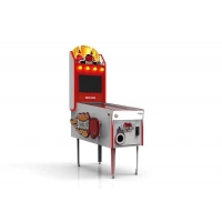 Quality Electromagnetic Music Attract Mechanical Structure 3d Pinball Machine for sale