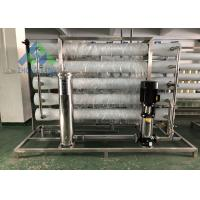 Quality Small Ro Water Desalination System , Seawater To Drinking Water Machine SS 304 Material for sale