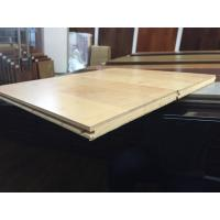Quality 3 strip 3 layer maple wood flooring for sale