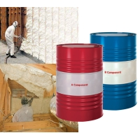 Quality liquid chemical open cell Polyurethane Foam for Wall Insulation chemical raw materials for sale