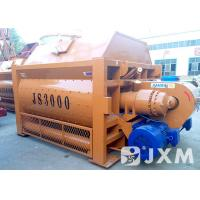 China China Big Capacity 3000 Litre Forced Concrete Mixer Machine for sale